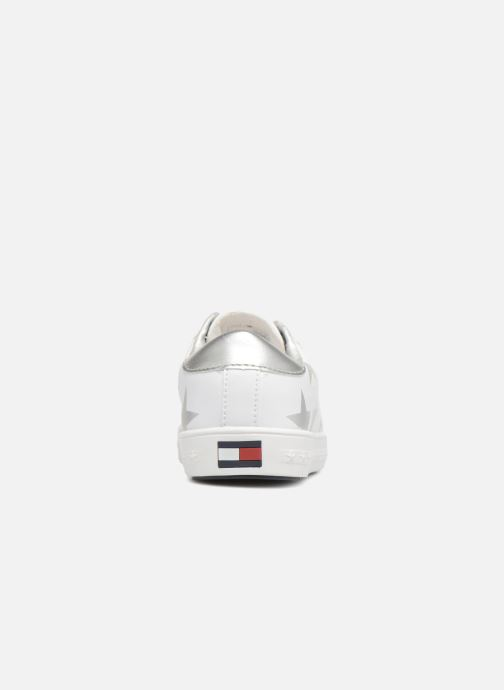Sneakers Tommy Hilfiger Tommy 0165 Wit rechts