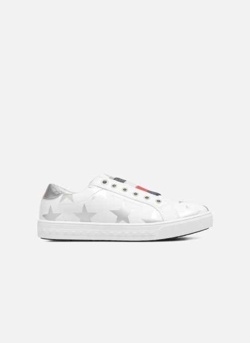 Sneakers Tommy Hilfiger Tommy 0165 Wit achterkant