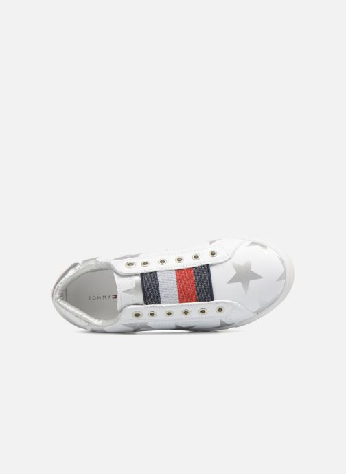 Sneakers Tommy Hilfiger Tommy 0165 Wit links