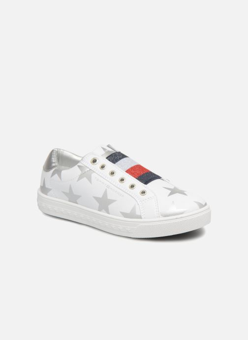 Sneakers Tommy Hilfiger Tommy 0165 Wit detail