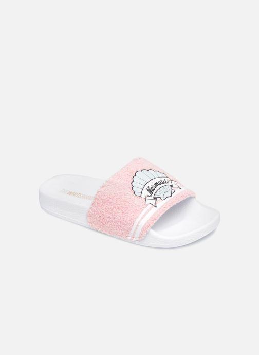 Sandales et nu-pieds TheWhiteBrand Mermaid J Rose vue détail/paire