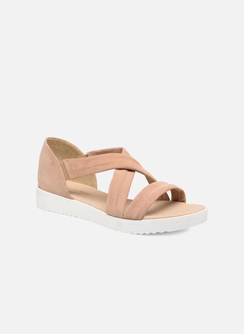 Sandales et nu-pieds Georgia Rose Milena Soft Beige vue détail/paire