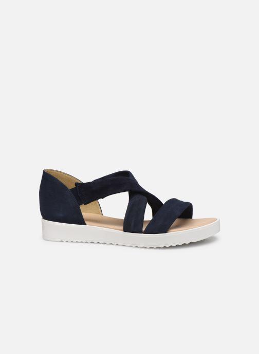 Sandales et nu-pieds Georgia Rose Milena Soft Bleu vue derrière