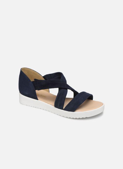 Sandales et nu-pieds Georgia Rose Milena Soft Bleu vue détail/paire