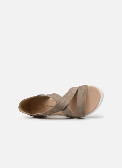 Sandals Georgia Rose Milena Soft Beige view from the left