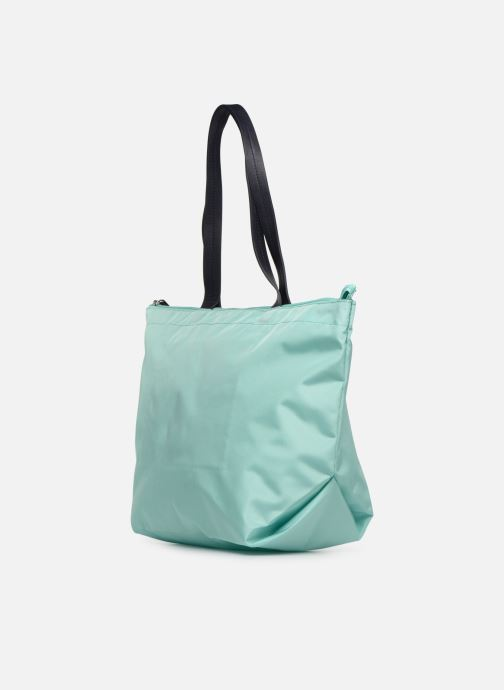 Handtaschen Esprit Cleo Shopper grün ansicht von rechts