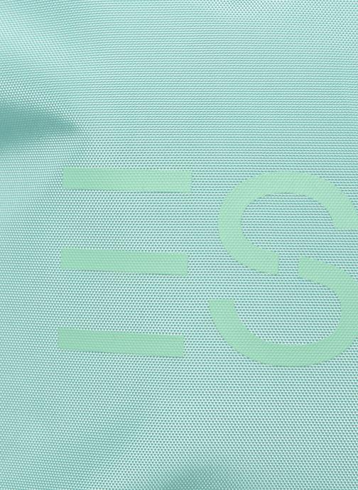 Bolsos de mano Esprit Cleo Shopper Verde vista lateral izquierda