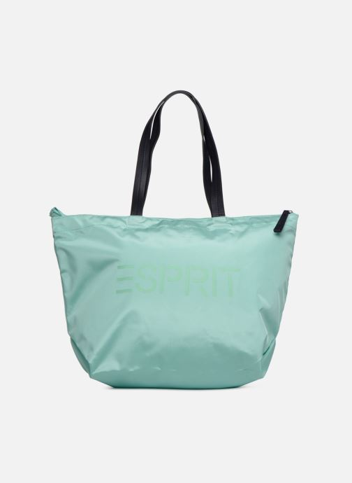 Handtassen Esprit Cleo Shopper Groen detail