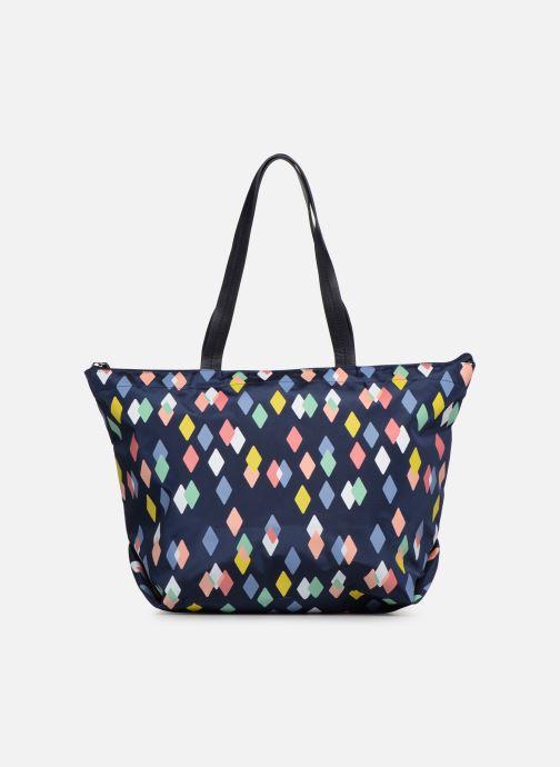 Handbags Esprit Cleo Shopper Blue front view