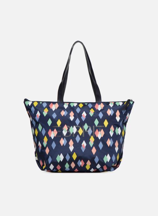 Handbags Esprit Cleo Shopper Blue detailed view/ Pair view