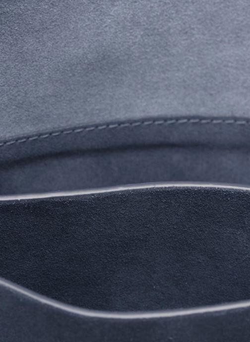 Sacs à main Esprit Bea Suede Small Shoulder Bag Bleu vue derrière