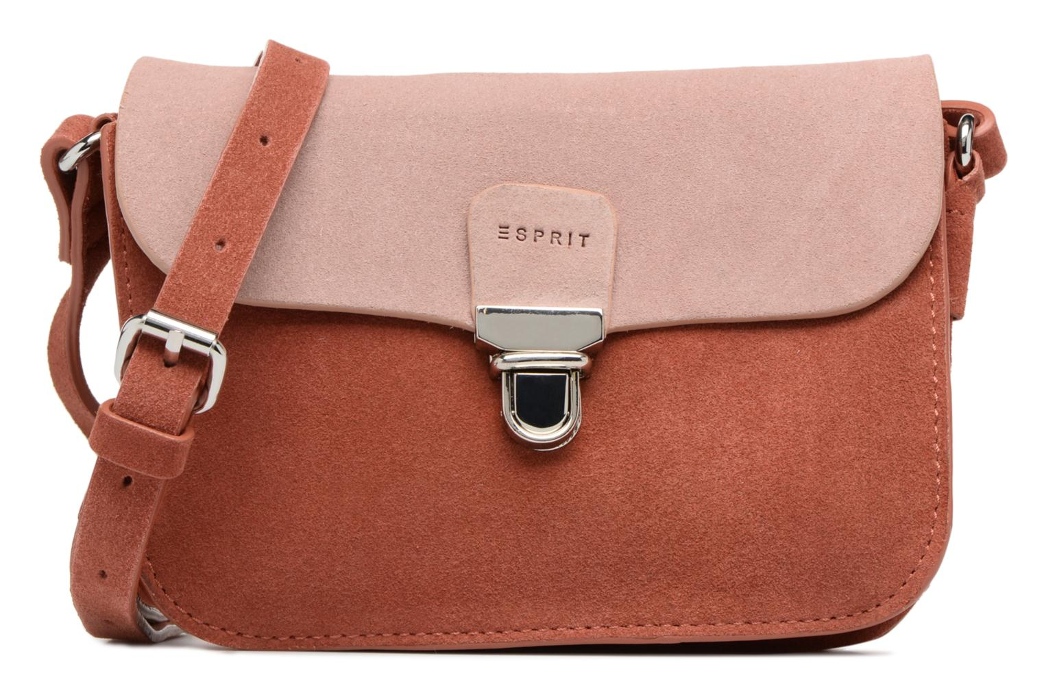 Small Suede 645 Shoulder Bag Bea CORAL Esprit z1wE6qBzT