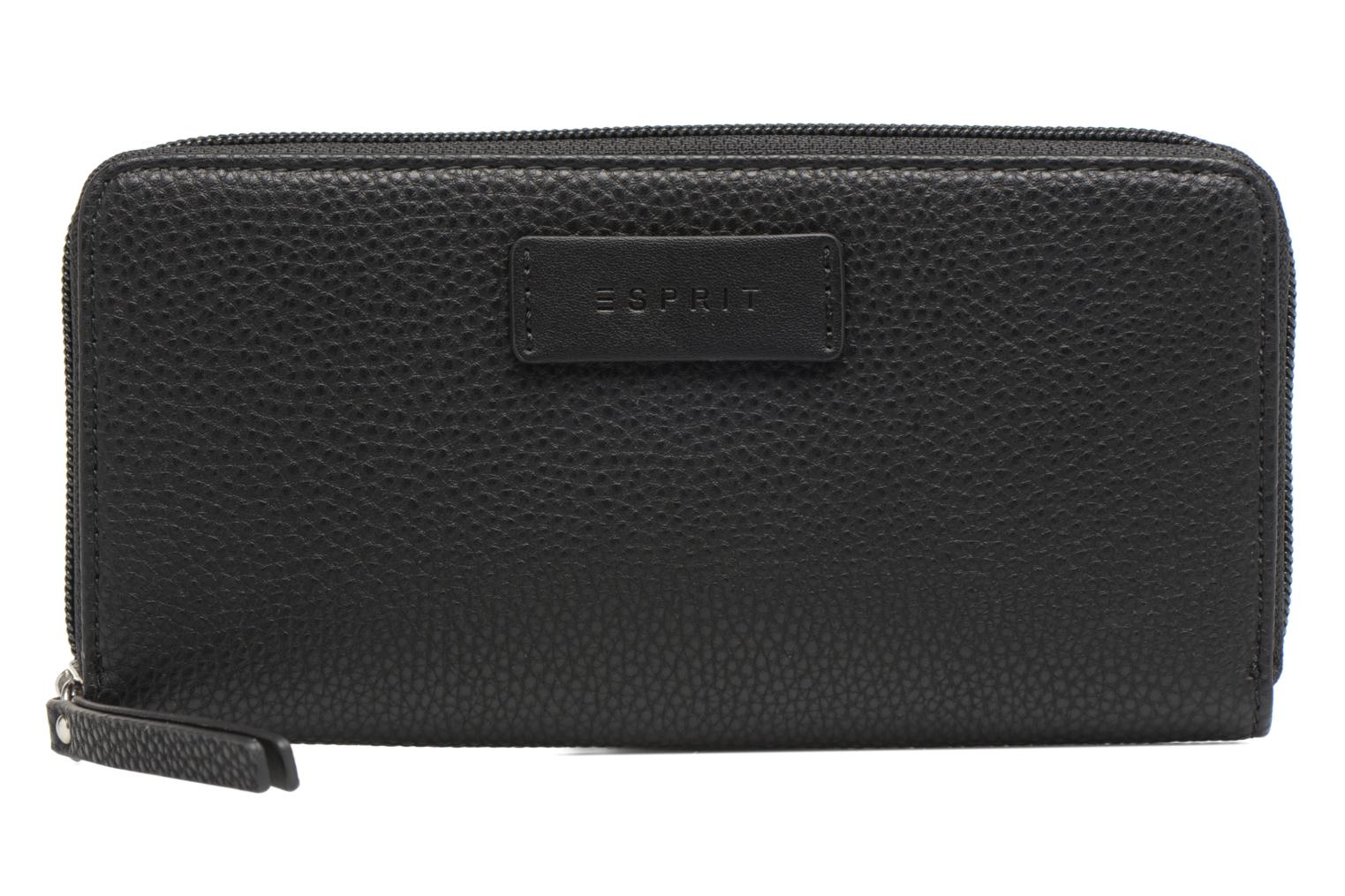 001 Wallet Zip Around Esprit black Christy 0OIwxqg8