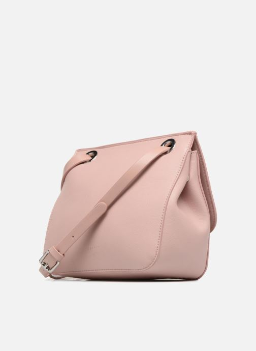 Borse Esprit Coco Shoulder Bag Rosa immagine destra