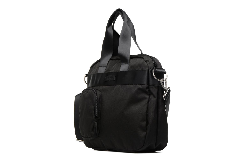 porté 001 black Double Esprit Tote TqnPaw8Z