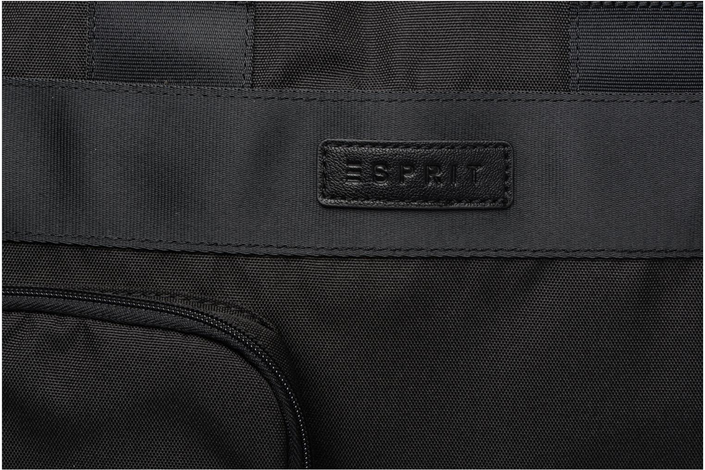001 Esprit black Tote Double porté 7z7Xwx6tq