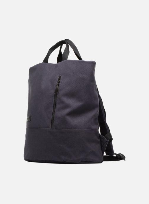 Rucksacks Esprit Roll Tote Backpack Blue model view
