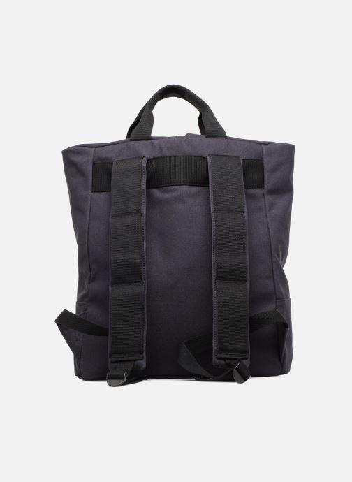 Mochilas Esprit Roll Tote Backpack Azul vista de frente