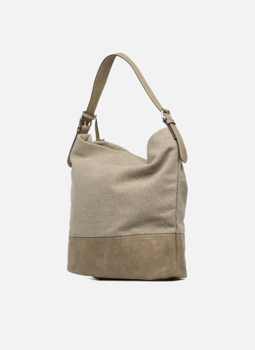 Borse Esprit Phyliss Hobo Beige immagine destra
