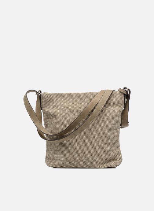 Handbags Esprit Phyliss Shoulder Bag Beige front view