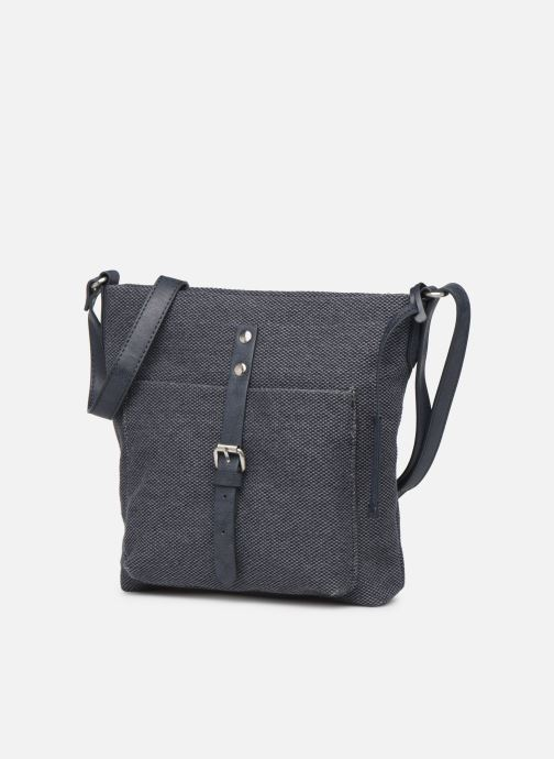 Handtassen Esprit Phyliss Shoulder Bag Blauw model