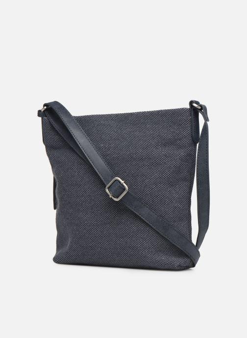 Håndtasker Esprit Phyliss Shoulder Bag Blå Se fra højre
