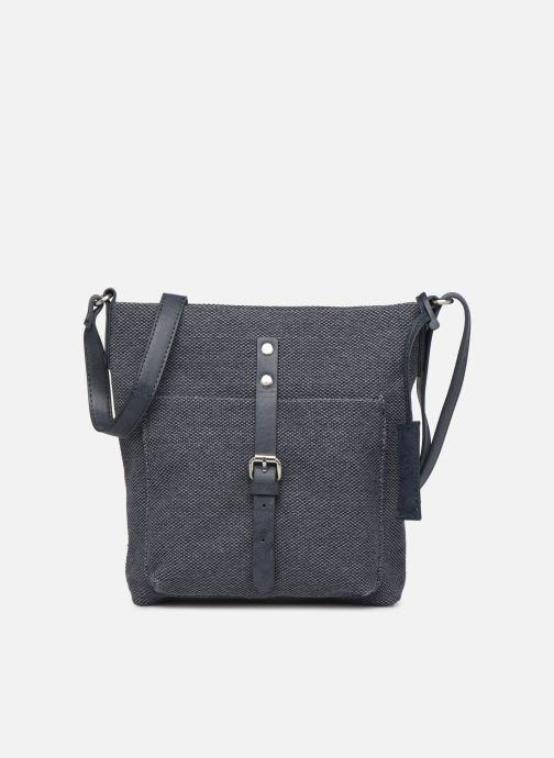 Håndtasker Esprit Phyliss Shoulder Bag Blå detaljeret billede af skoene