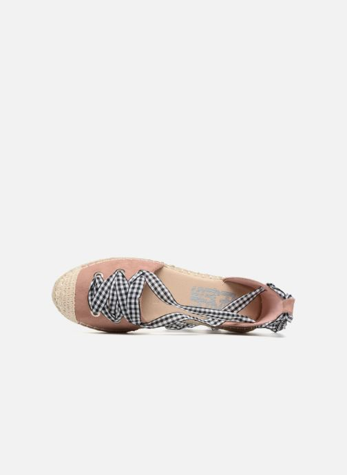 Espadrilles Refresh Ruban Roze links