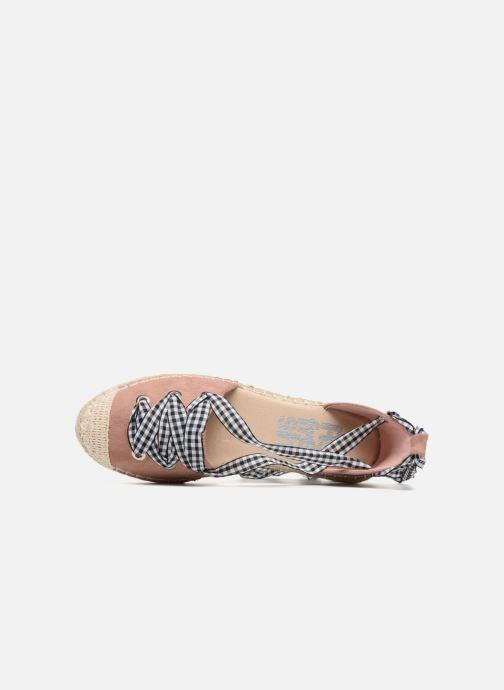 Scarpe di corda Refresh Ruban Rosa immagine sinistra