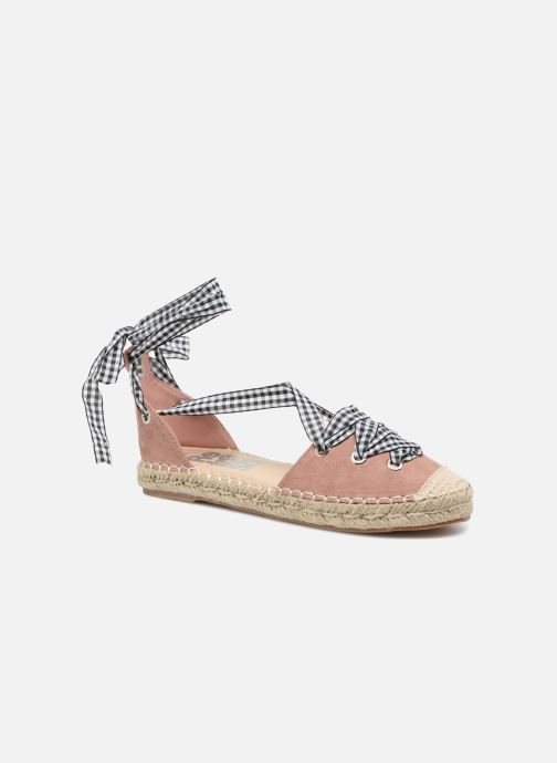 Espadrilles Refresh Ruban Roze detail