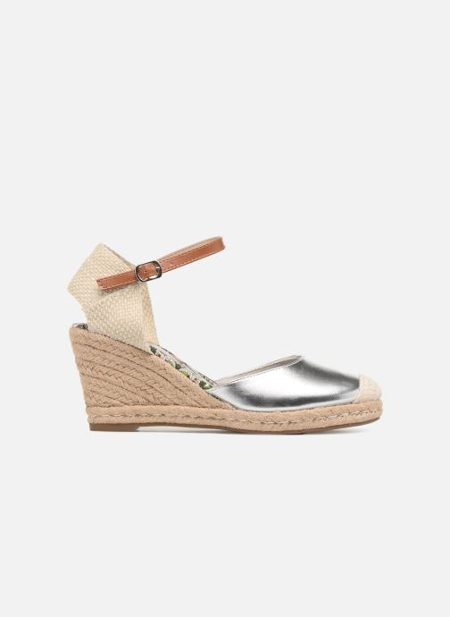 Espadrilles Refresh Clek Silver back view