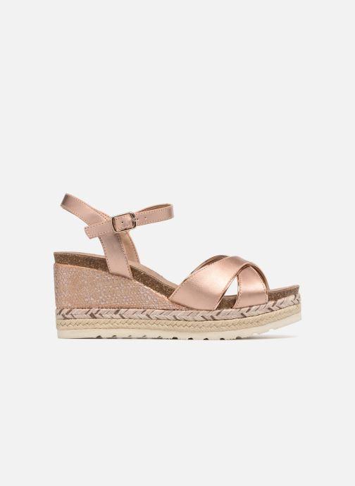 Sandales et nu-pieds Refresh Wuge Beige vue derrière