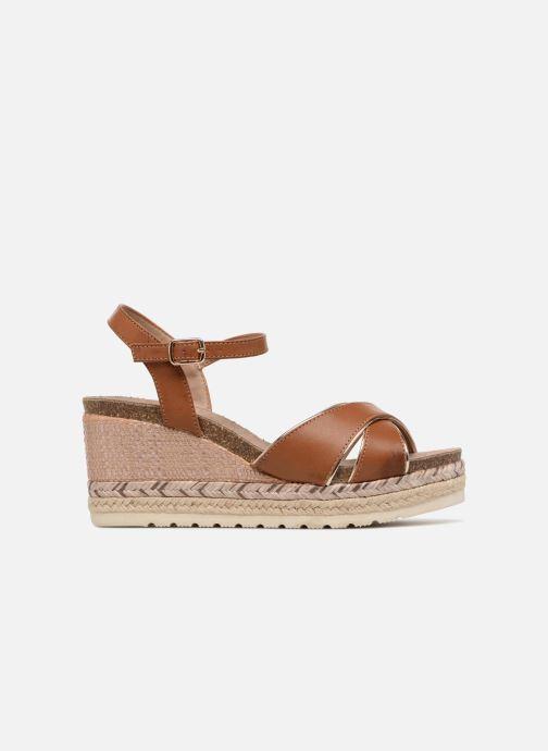 Sandales et nu-pieds Refresh Wuge Marron vue derrière