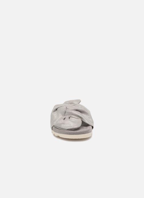 Mules et sabots Refresh Dizy Argent vue portées chaussures