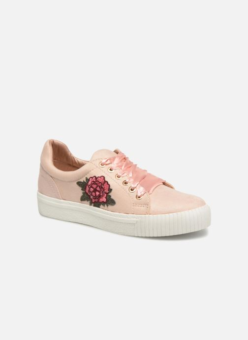 Baskets Refresh Stey Rose vue détail/paire