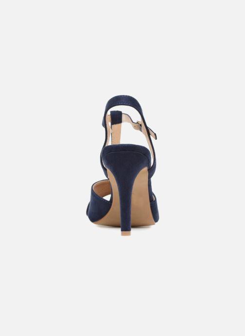 Sandales et nu-pieds Refresh Meka Bleu vue droite