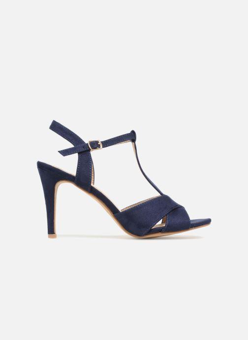 Sandales et nu-pieds Refresh Meka Bleu vue derrière