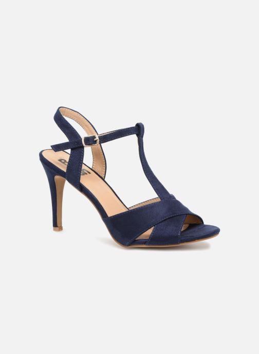 Sandales et nu-pieds Refresh Meka Bleu vue détail/paire