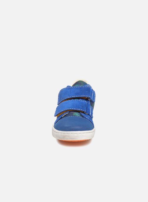 Sneaker Shoesme Sancho blau schuhe getragen