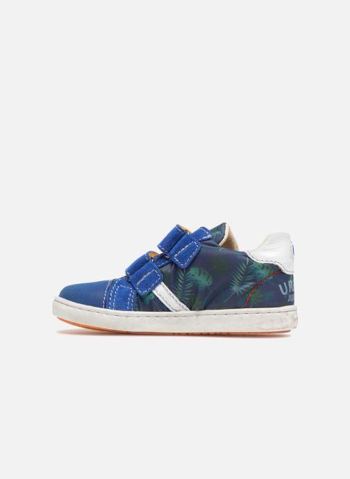 Sneaker Shoesme Sancho blau ansicht von vorne