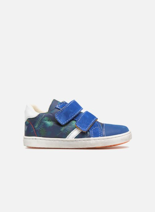 Sneaker Shoesme Sancho blau ansicht von hinten