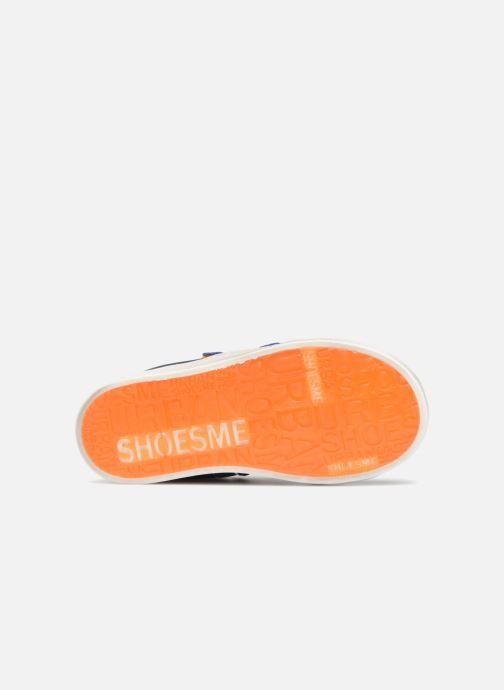 Sneaker Shoesme Sancho blau ansicht von oben