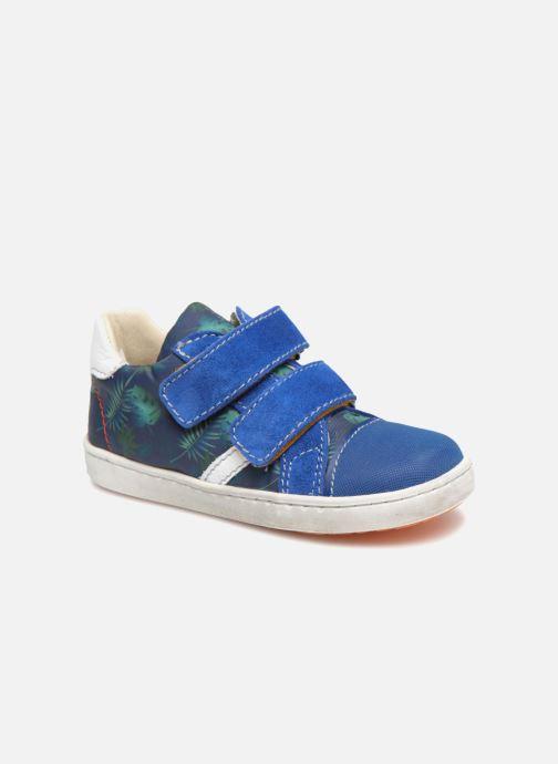 Sneaker Shoesme Sancho blau detaillierte ansicht/modell