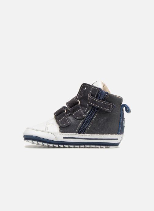 Baskets Shoesme Sevan Bleu vue face