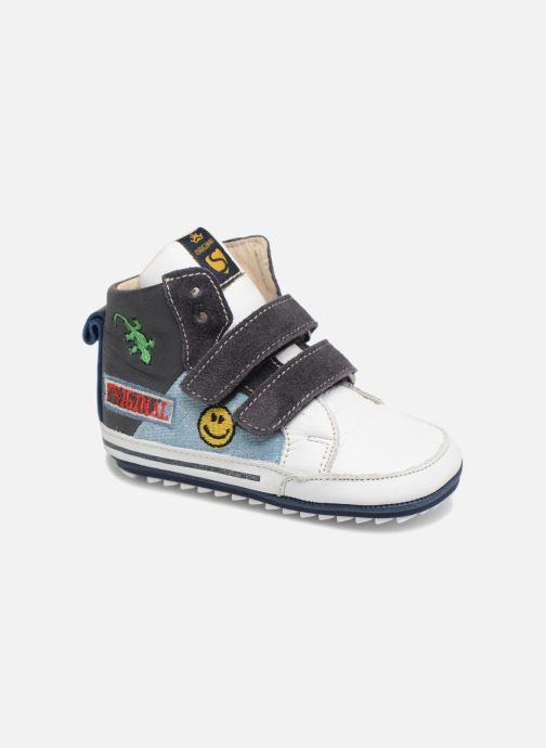 Sneakers Shoesme Sevan Azzurro vedi dettaglio/paio