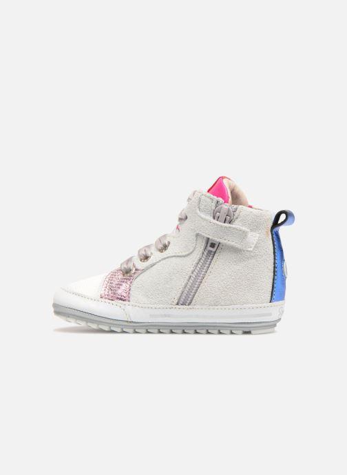 Sneakers Shoesme Seth Grijs voorkant