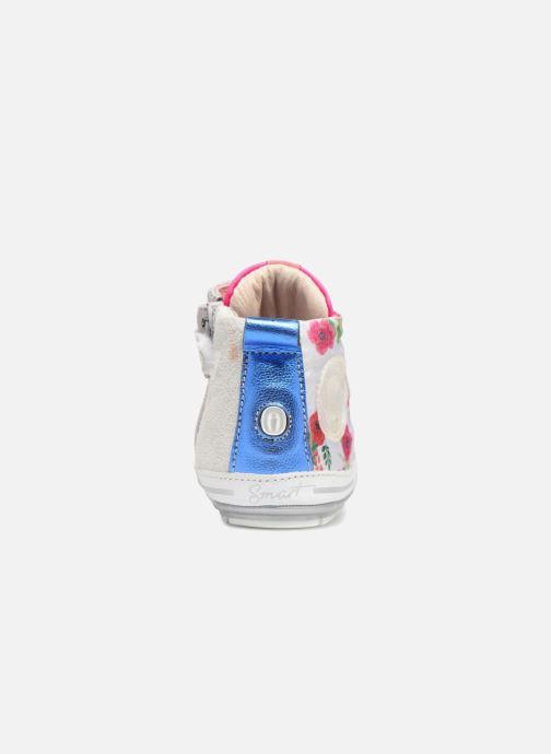 Sneakers Shoesme Seth Grijs rechts