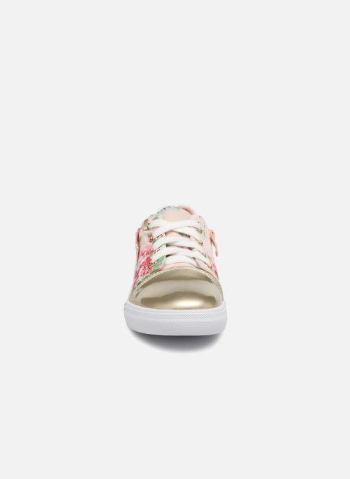 Baskets Shoesme Sidney Rose vue portées chaussures