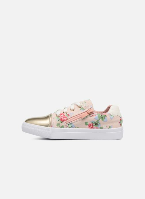 Sneakers Shoesme Sidney Pink se forfra