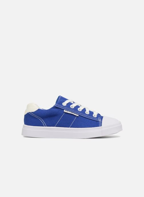 Sneaker Shoesme Sosio blau ansicht von hinten